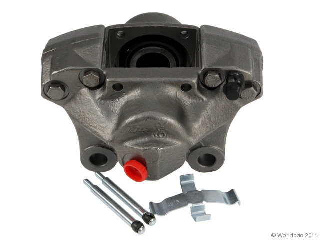 WBR W0133-1916261 Disc Brake Caliper Mercedes-Benz Rear Left