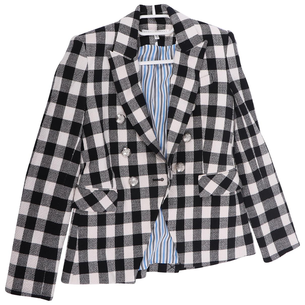 Veronica Beard \N Multicolour Linen jacket for Women 4 US