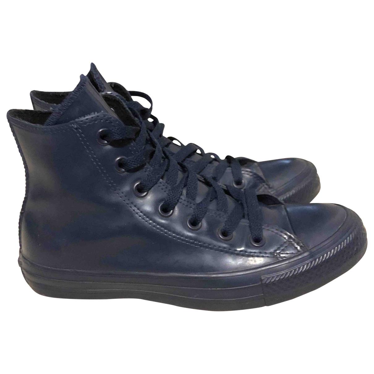 Converse \N Blue Trainers for Women 37.5 EU