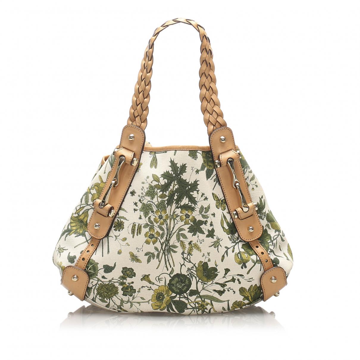 Gucci N White Cloth handbag for Women N