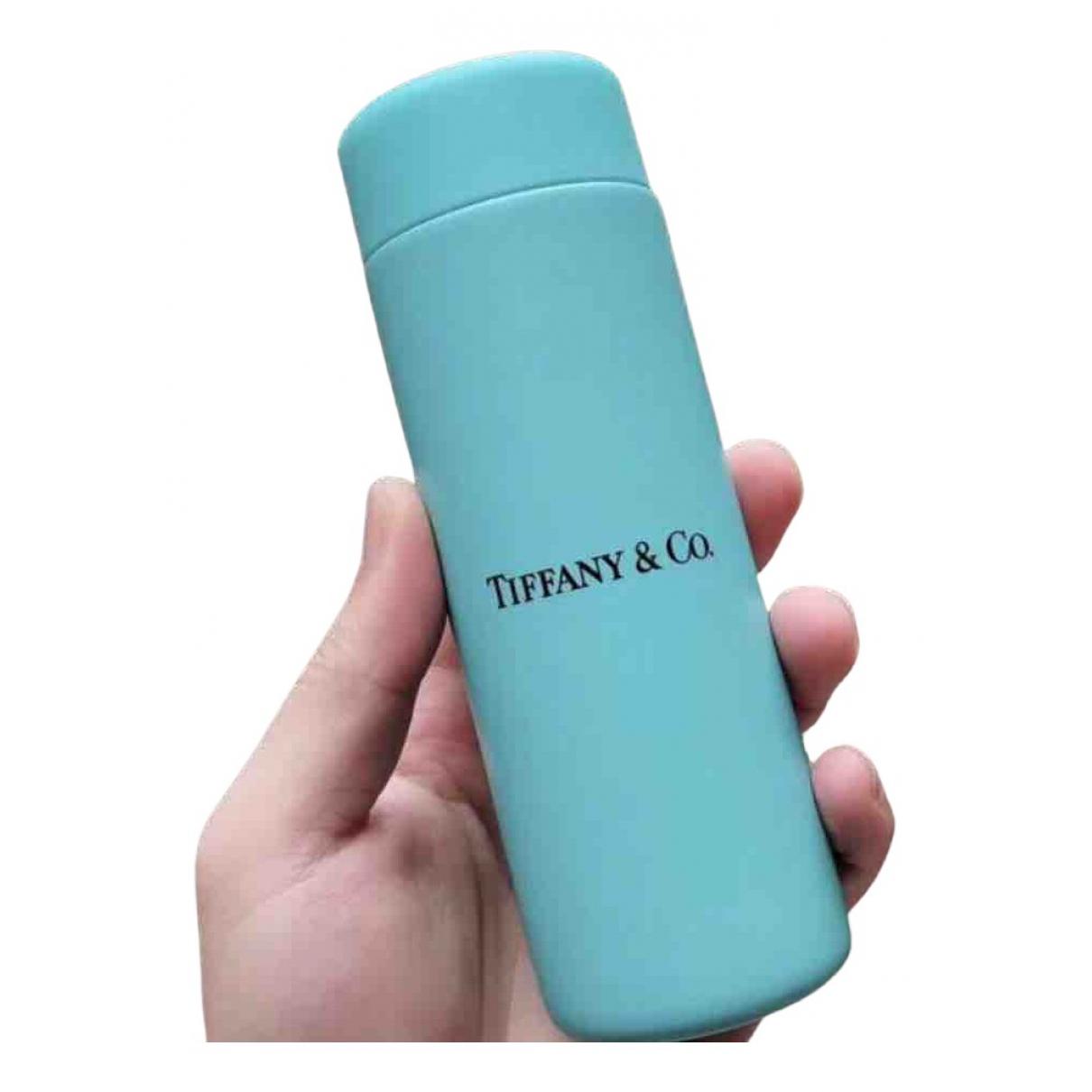 Tiffany & Co \N Tischkultur in  Blau Kunststoff