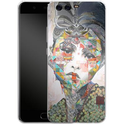 Huawei P10 Silikon Handyhuelle - Devon Aoki von Minjae Lee