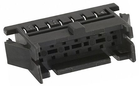 Hirose , DF11 Male Connector Housing, 2mm Pitch, 28 Way, 2 Row (100)