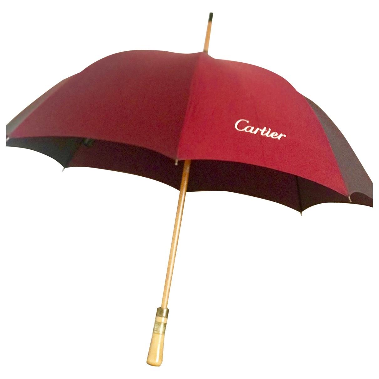 Cartier - Objets & Deco   pour lifestyle - rouge