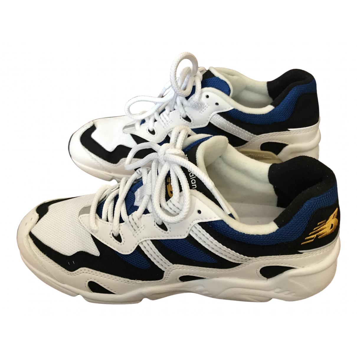 New Balance \N Sneakers in  Weiss Kautschuk