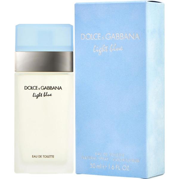 Light Blue Pour Femme - Dolce & Gabbana Eau de toilette en espray 50 ML