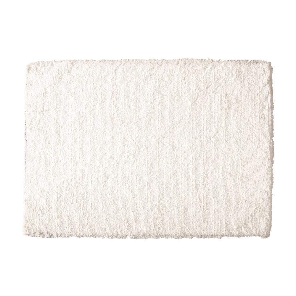 Hochflor Teppich, ecru, 160x230