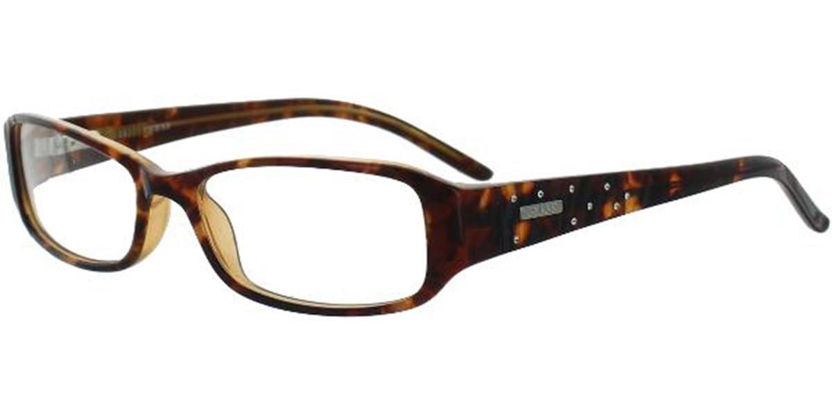 Guess GU 1564 TO/S30 Women's Glasses Tortoise Size 52 - Free Lenses - HSA/FSA Insurance - Blue Light Block Available