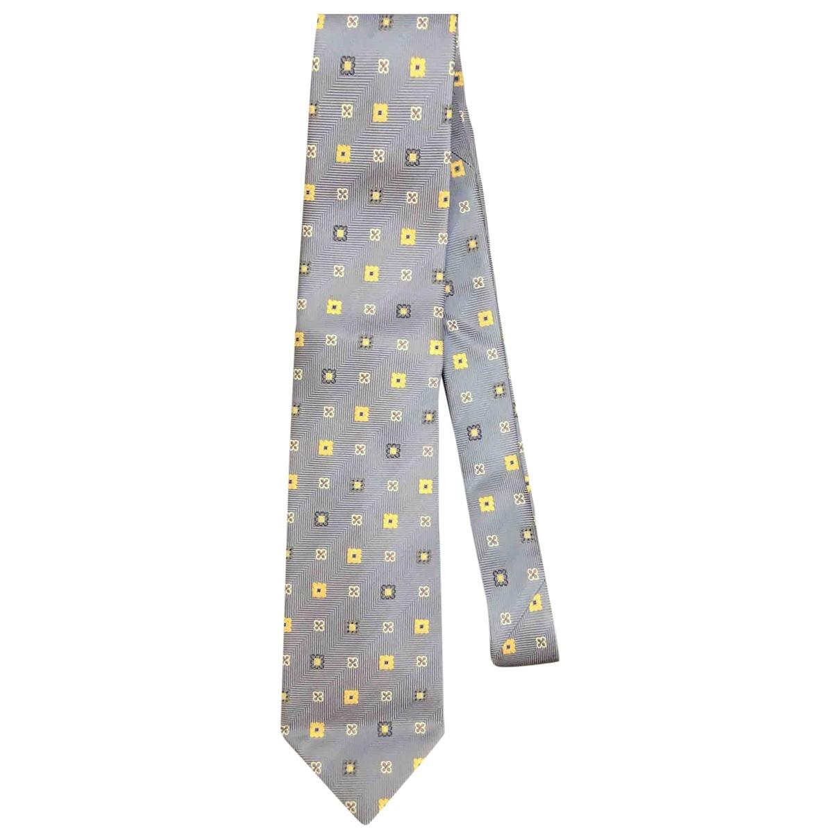 Non Signe / Unsigned \N Krawatten in Seide