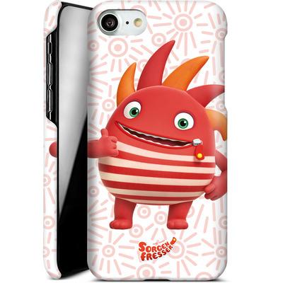 Apple iPhone 7 Smartphone Huelle - Sorgenfresser Flamm von Sorgenfresser