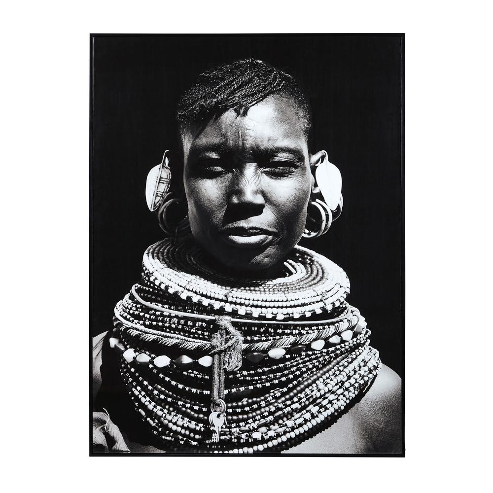 Fotodruck schwarz und weiss 103x143