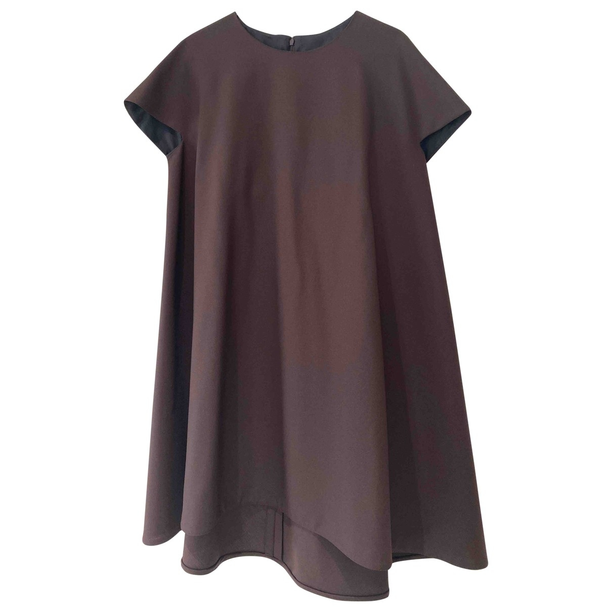 Balenciaga \N Brown dress for Women 40 IT