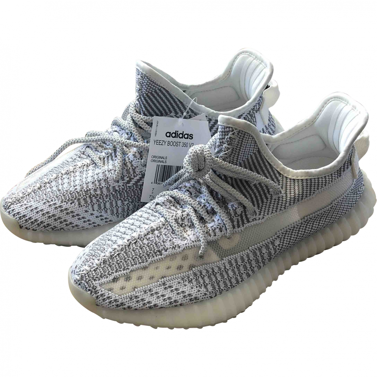 Yeezy X Adidas \N Cloth Trainers for Women 7 UK