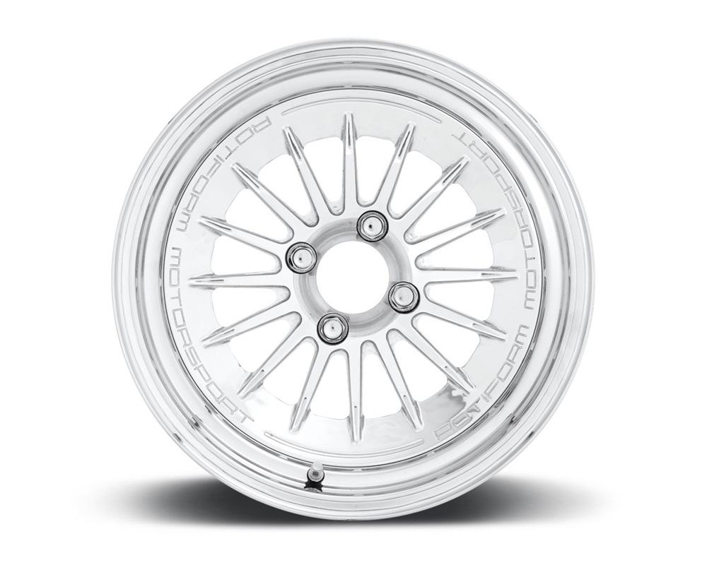 Rotiform BUCM-3PCFORGED-CONCAVE BUC-M 3-Piece Forged Concave Center Wheels
