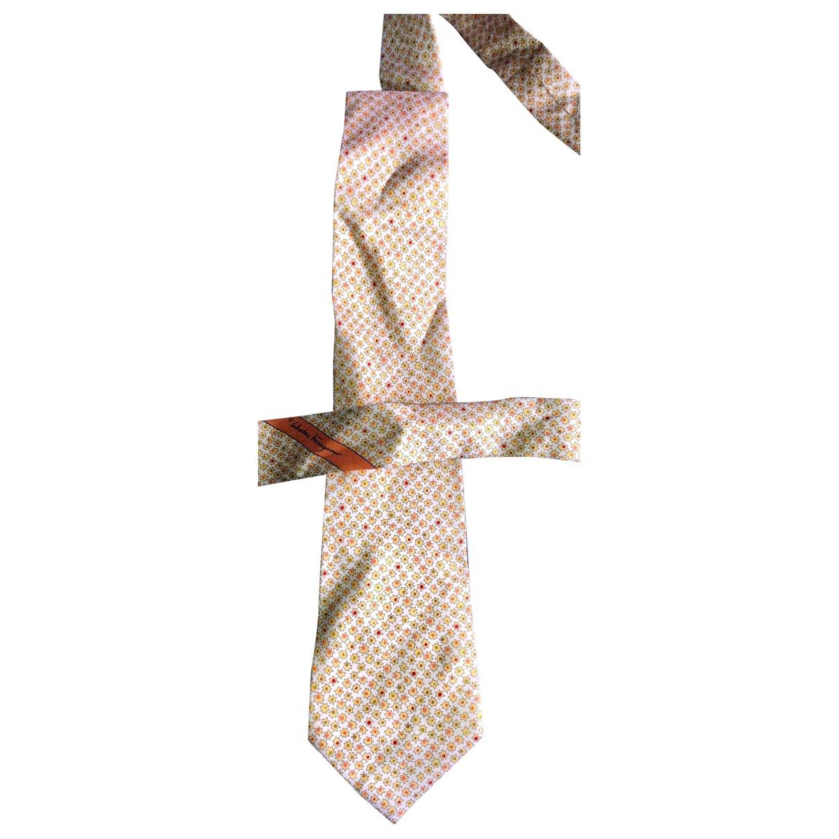 Salvatore Ferragamo \N Krawatten in Seide