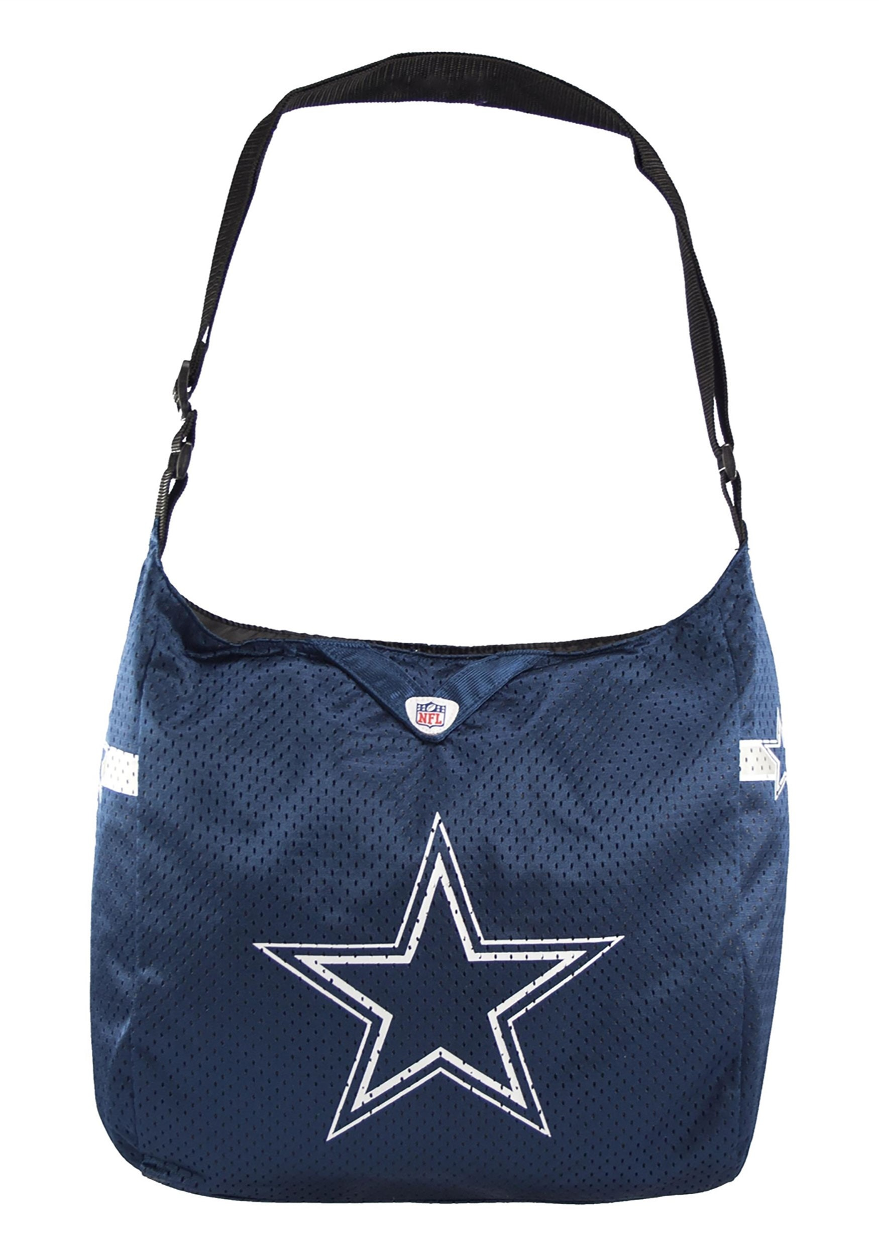 Clever NFL Dallas Cowboys Team Jersey Tote Bag