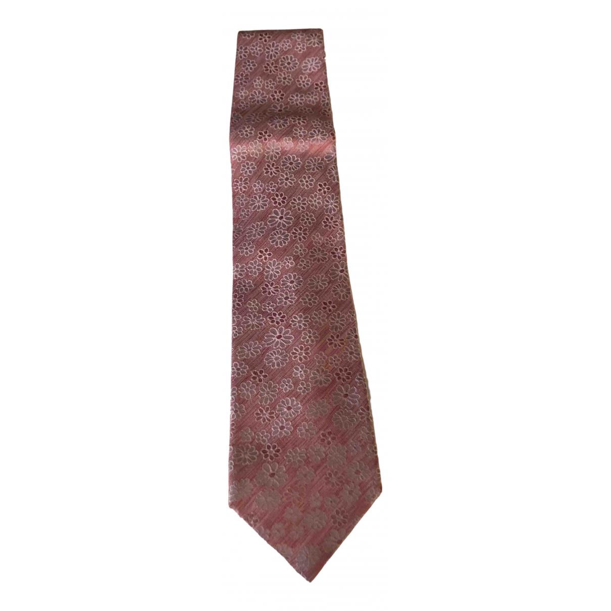 Kenzo \N Purple Silk Ties for Men \N