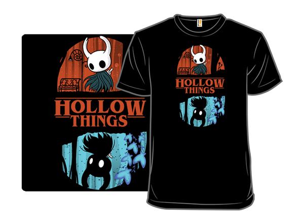 Hollow Things T Shirt