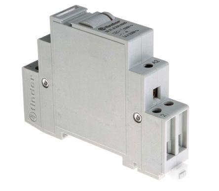 Finder SPNO DIN Rail Latching Relay - 16 A, 230V