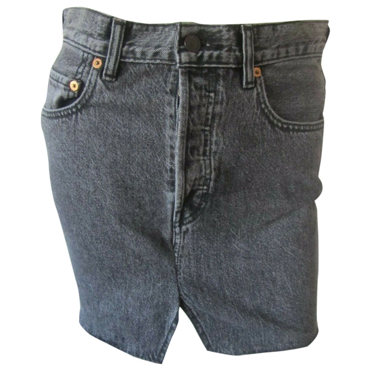 Mini falda Vetements