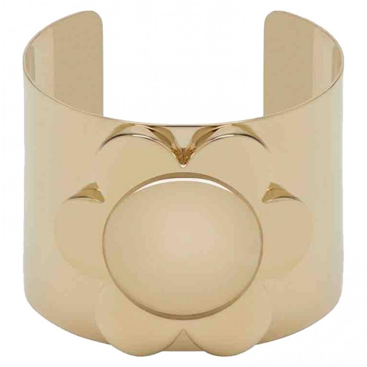 Mulberry \N Armband in  Gold Metall
