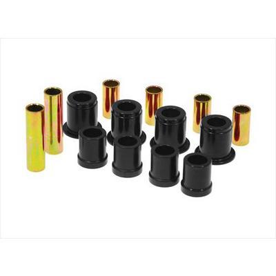 Prothane Motion Control Control Arm Bushing Kit (Black) - 14-201-BL