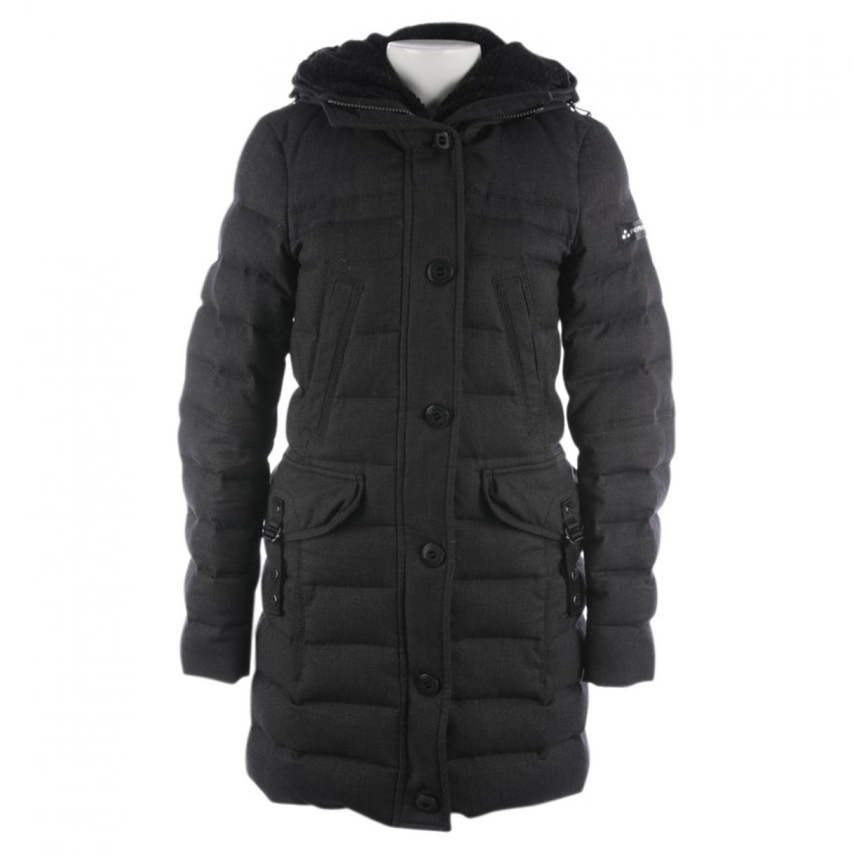 Peuterey \N Black jacket for Women 36 FR