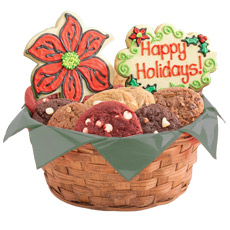 Holiday Basket | Gourmet Christmas Gift Basket