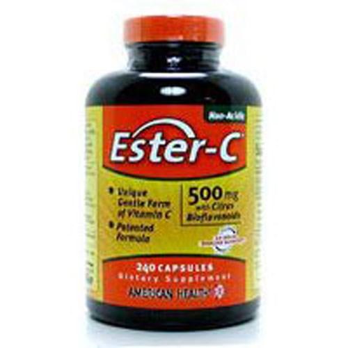 Ester-c With Citrus Bioflavonoids 225 Vegitabs by American Health