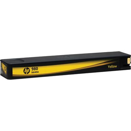 HP 980 D8J09A cartouche d'encre originale jaune