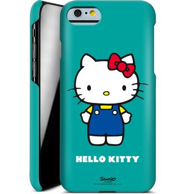 Apple iPhone 6 Smartphone Huelle - Hello Kitty Front von Hello Kitty