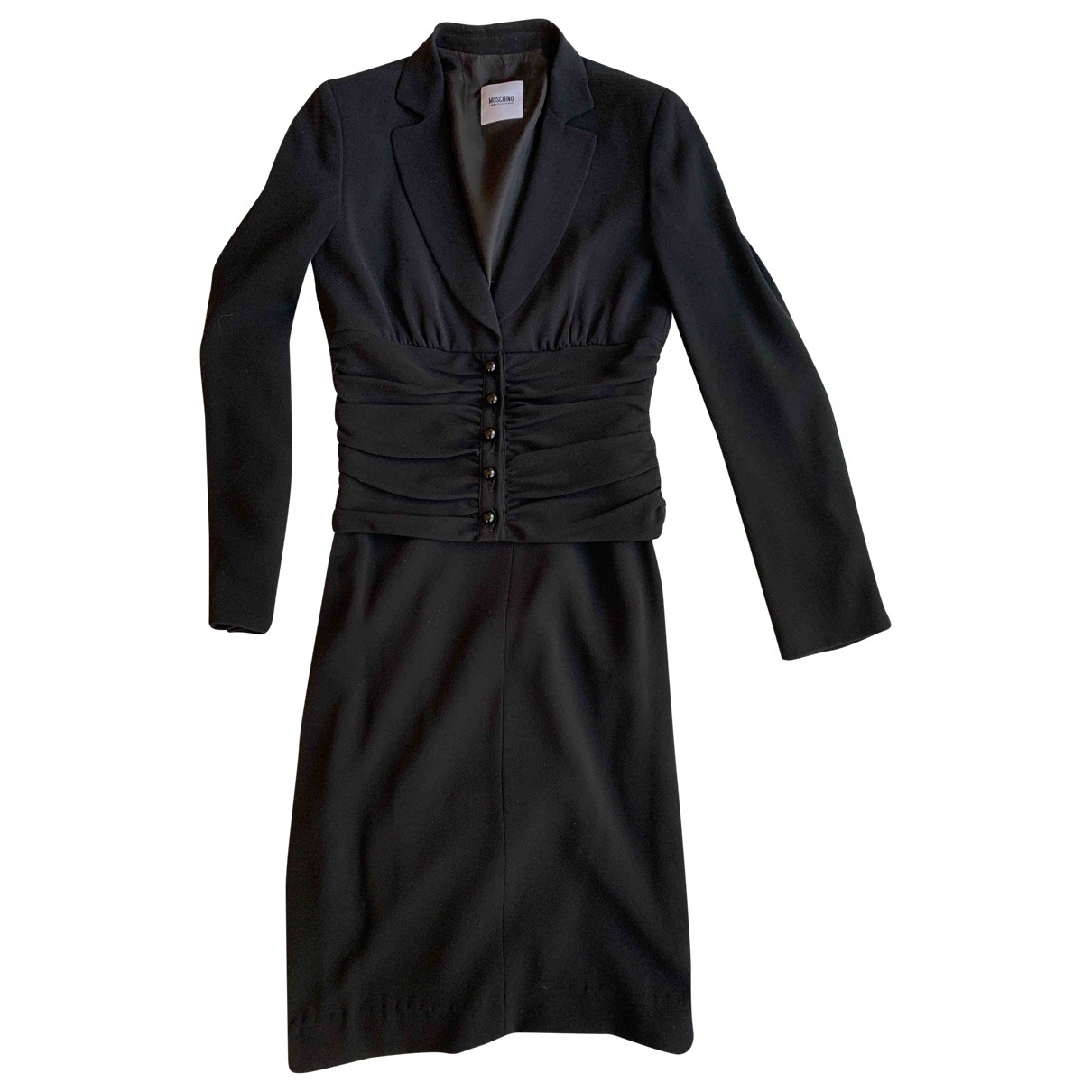 Moschino Cheap And Chic \N Black dress for Women 42 IT