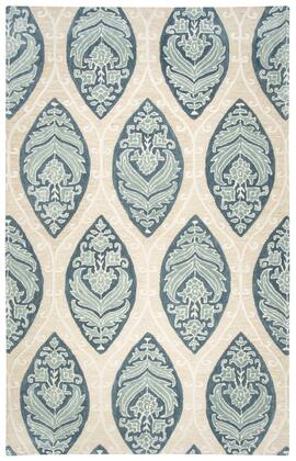 RESRS773A88090113 Resonant Transitional Area Rug Size 10' X 13'  in