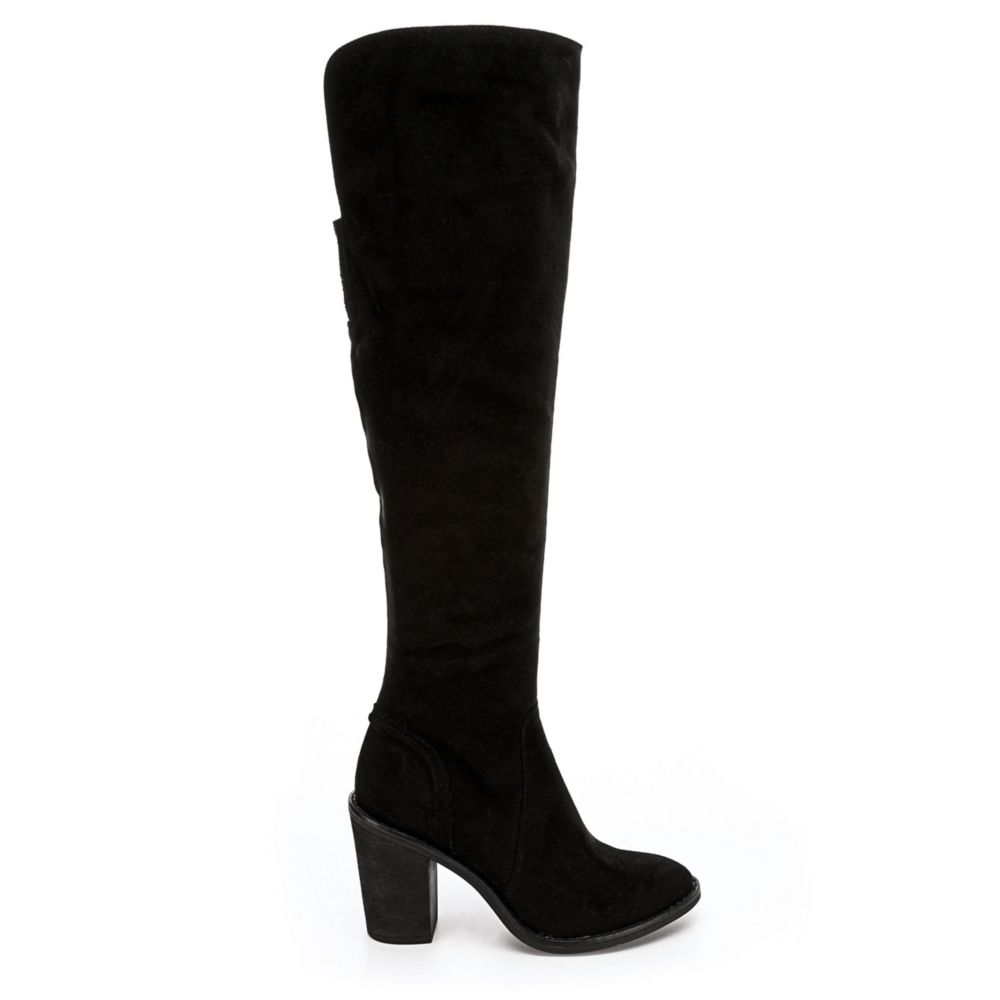 Eva & Zoe Womens Gabriella Over The Knee Boot