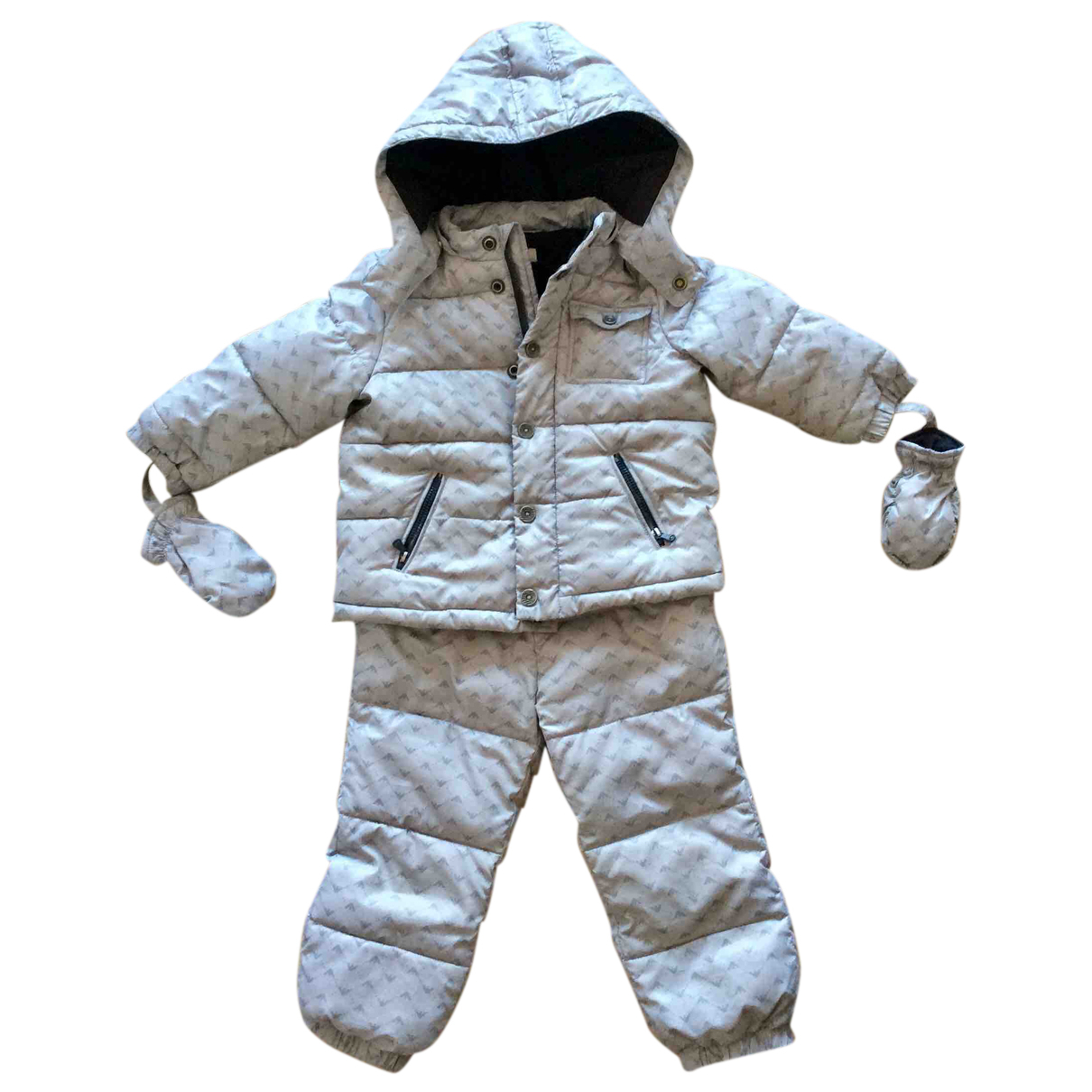 Armani Baby N Grey jacket & coat for Kids 2 years - up to 86cm FR
