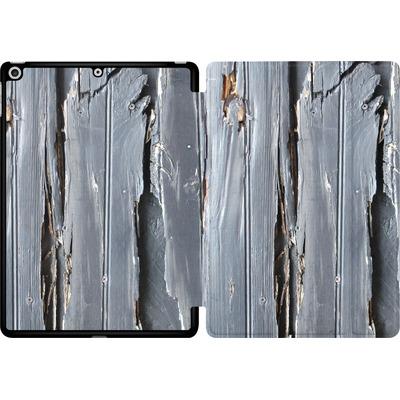 Apple iPad 9.7 (2018) Tablet Smart Case - Wood Black Fence von Brent Williams