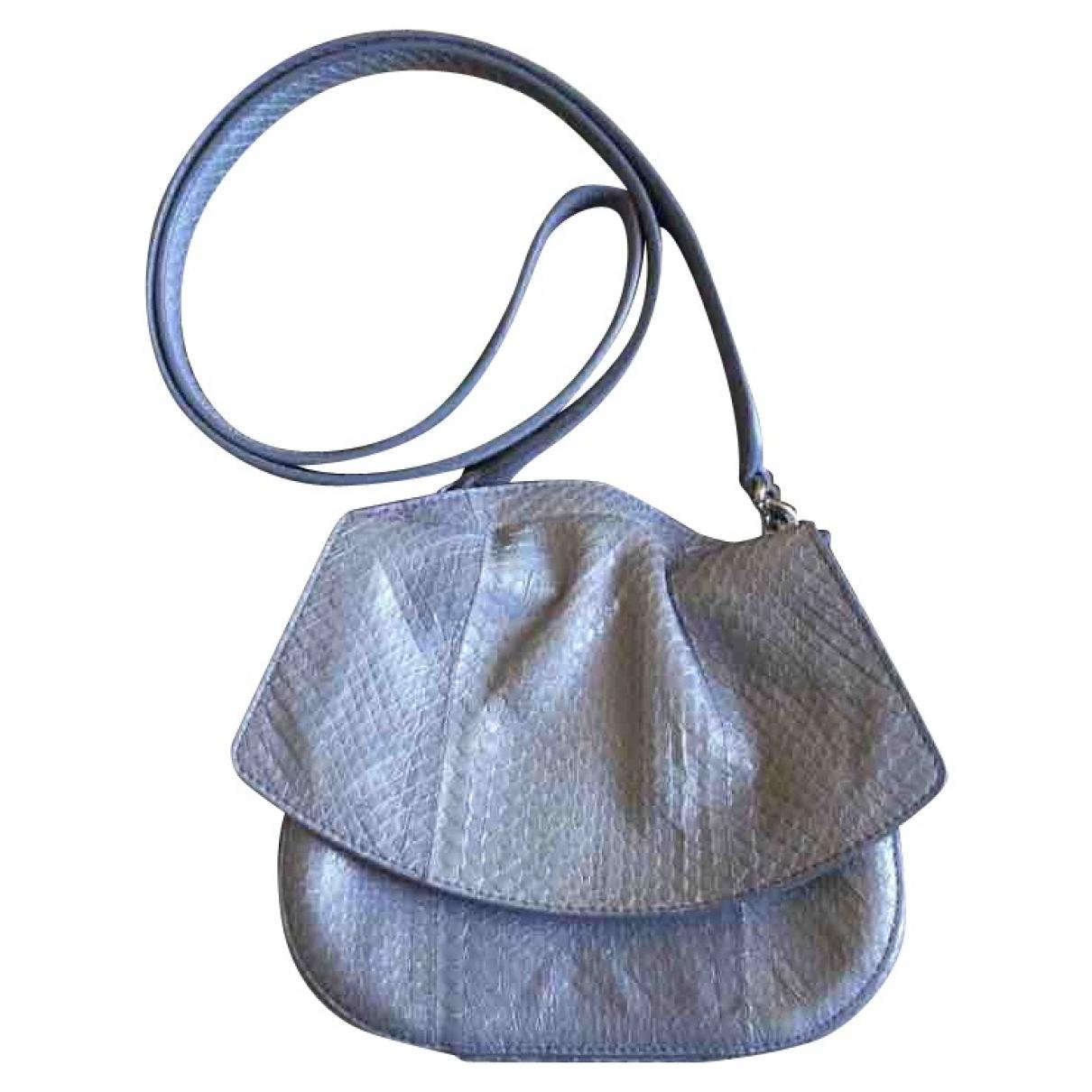 Jil Sander \N Python handbag for Women \N