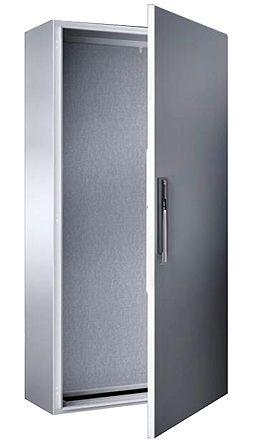 Rittal CM, Steel Wall Box, IP55, 400mm x 1200 mm x 1200 mm, Grey