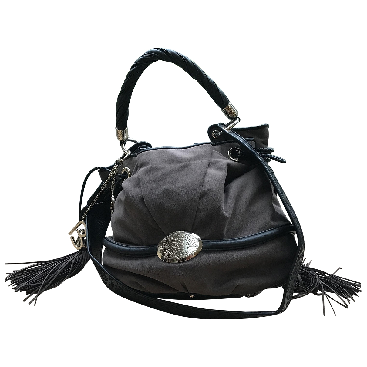 Brigitte Bardot \N Brown Leather handbag for Women \N