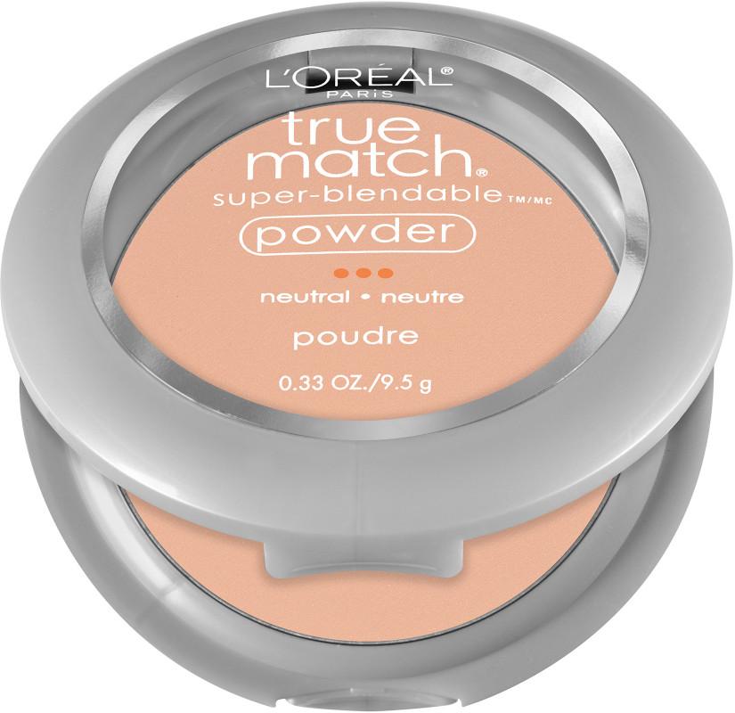 True Match Super Blendable Powder - Natural Buff (N3)