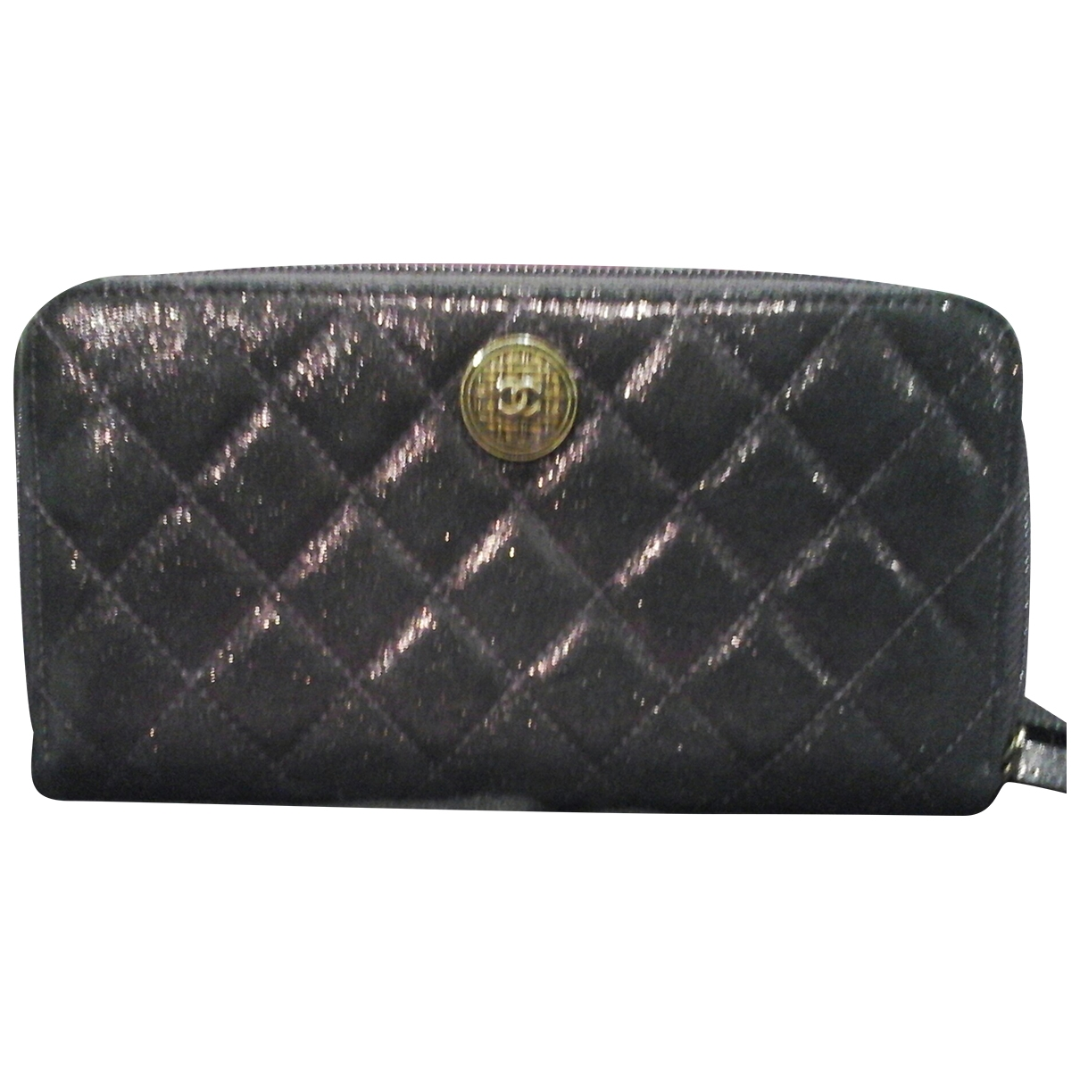 Cartera de Lona Chanel