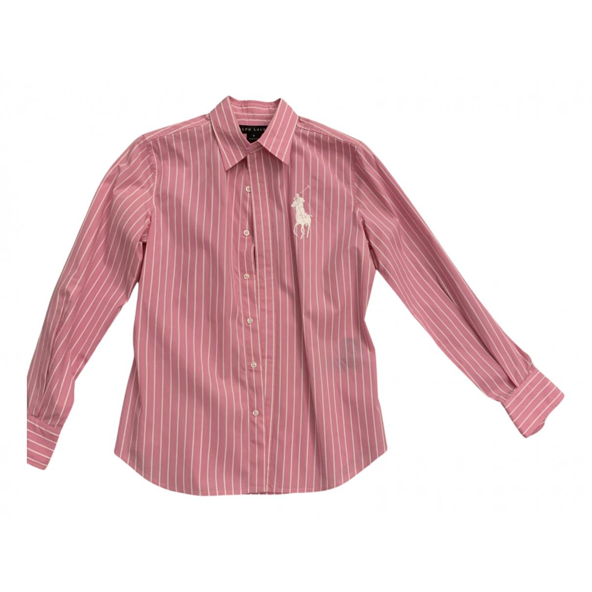 Polo Ralph Lauren N Cotton  top for Women 6 UK