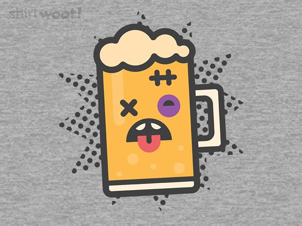 Rough Draught T Shirt