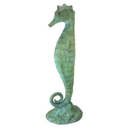 PK692 Seahorse Bronze Garden