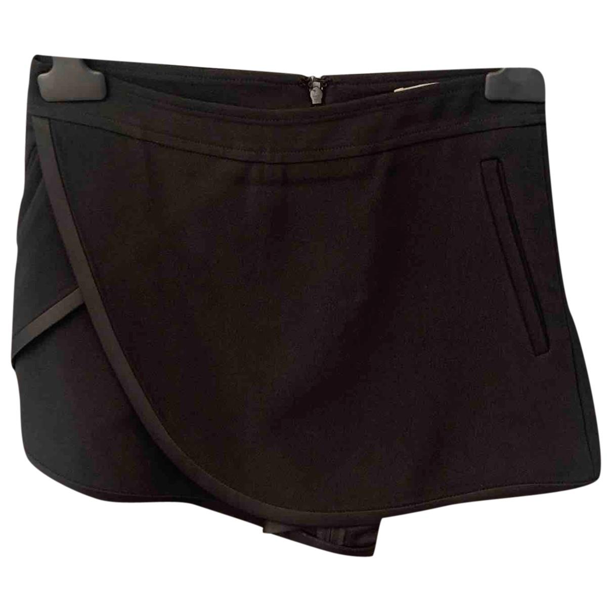 Vanessa Bruno \N Shorts in  Schwarz Viskose