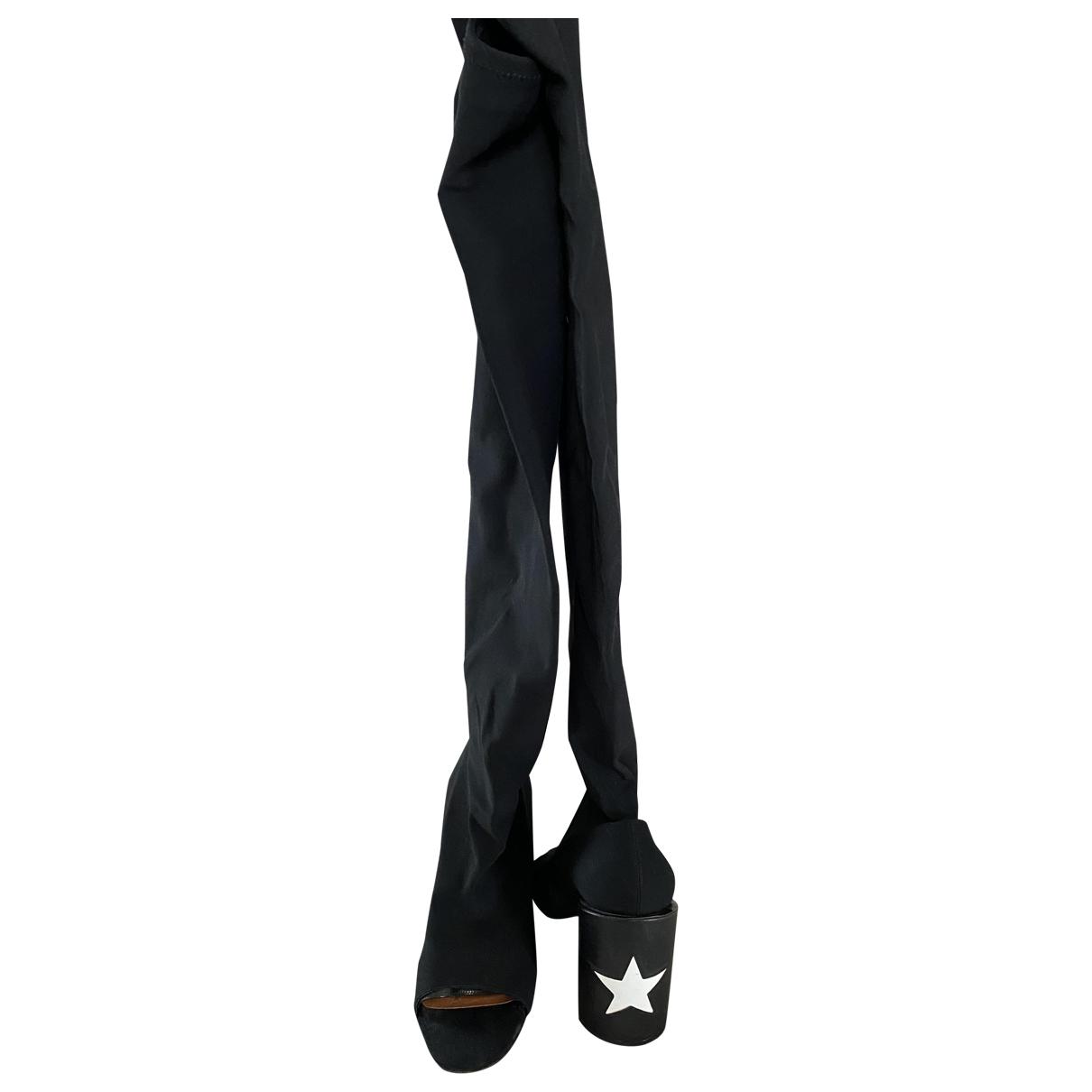 Botas de Lona Givenchy