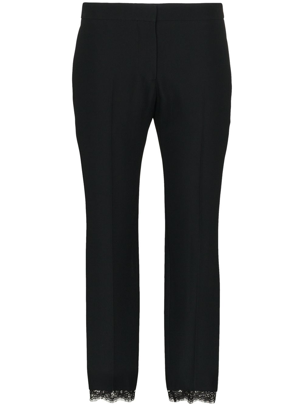 Trousers With Lace Details