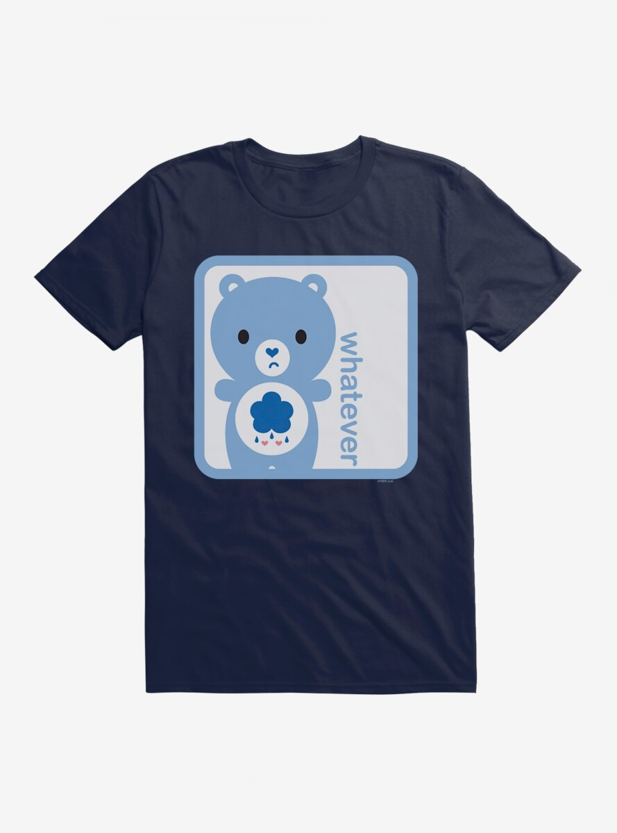 Care Bears Cartoon Grumpy Whatever T-Shirt