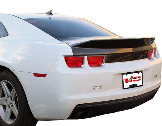 VIS Racing 10CHCAM2DAMS-020C AMS Style Carbon Fiber Trunk Chevrolet Camaro 10-13