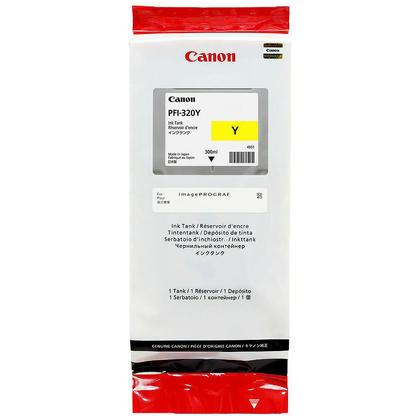 Canon PFI-320Y 2893C001 cartouche de toner originale jaune